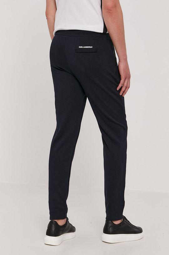 Karl Lagerfeld - Pantaloni bleumarin