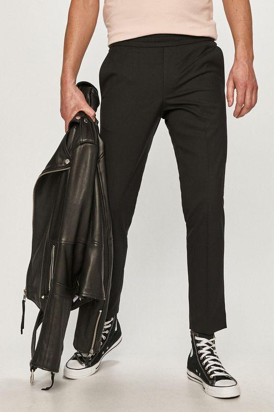 černá Karl Lagerfeld - Kalhoty Pánský