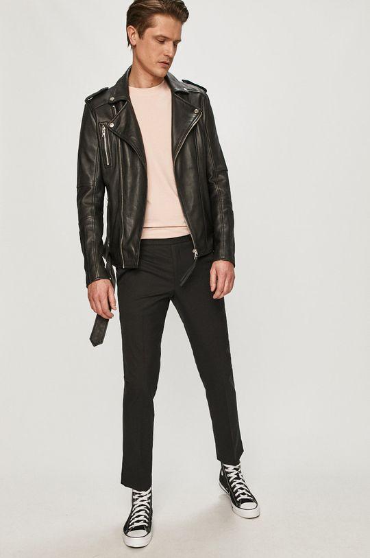 Karl Lagerfeld - Kalhoty černá