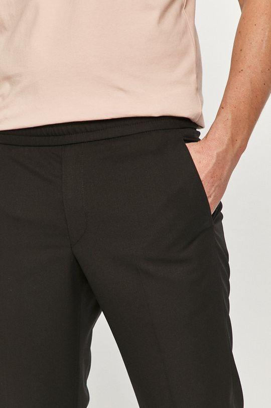 černá Karl Lagerfeld - Kalhoty