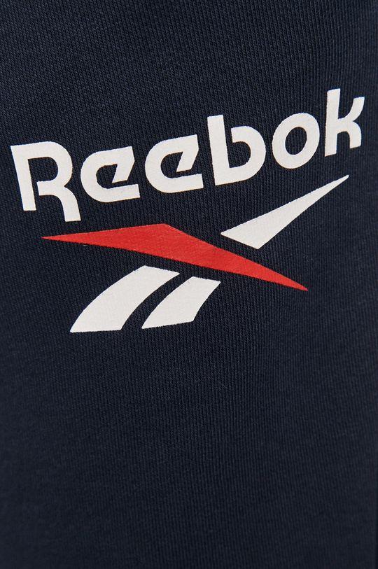 Reebok - Pantaloni  80% Bumbac, 20% Poliester reciclat