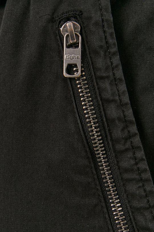 czarny Tigha - Spodnie