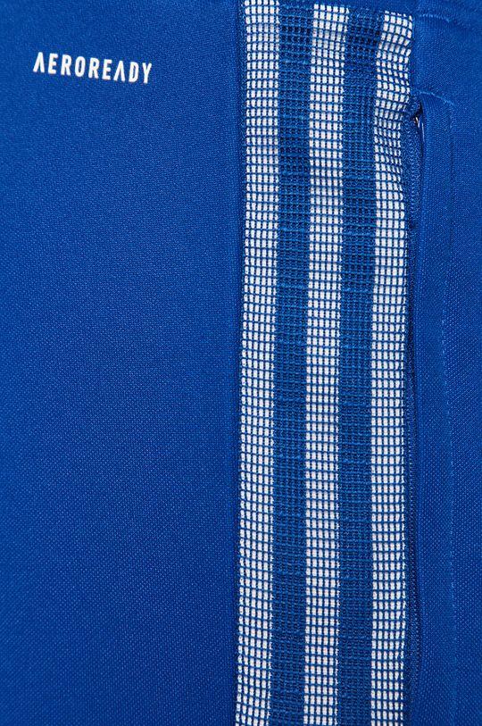 modrá adidas Performance - Kalhoty