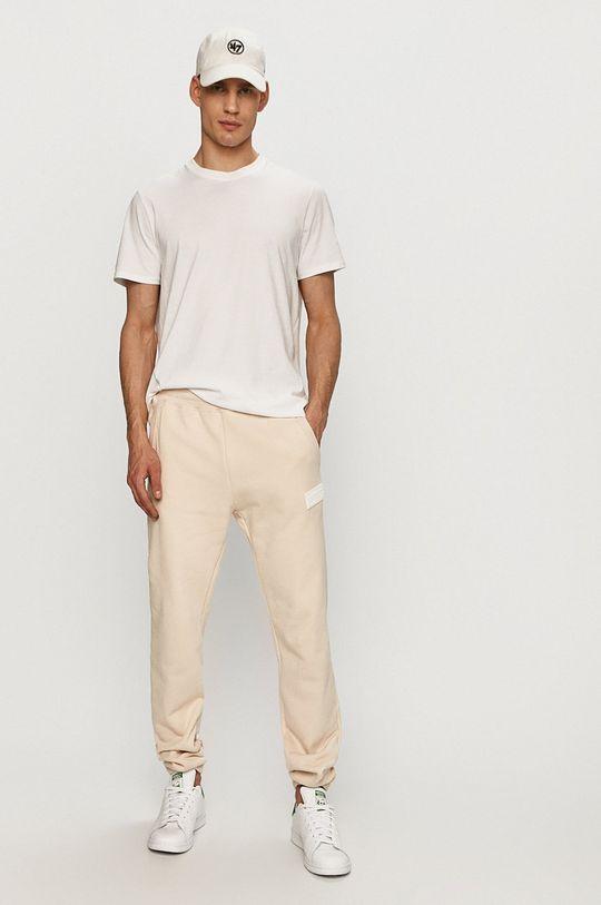 adidas Originals - Spodnie cielisty