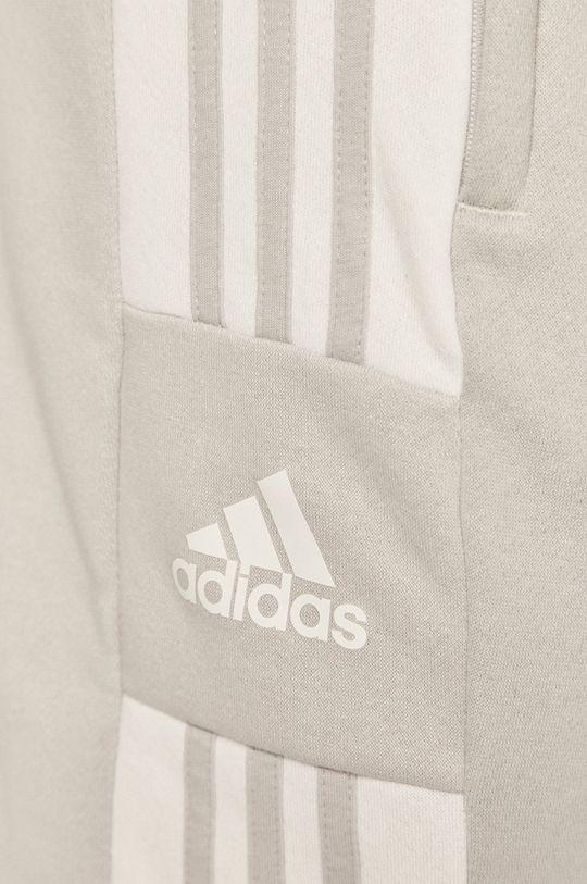 šedá adidas Performance - Kalhoty
