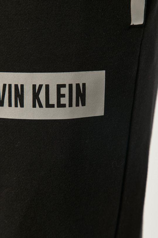 czarny Calvin Klein Performance - Spodnie