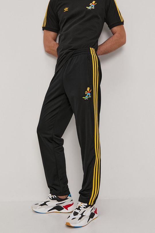 adidas Originals - Spodnie x The Simpsons czarny