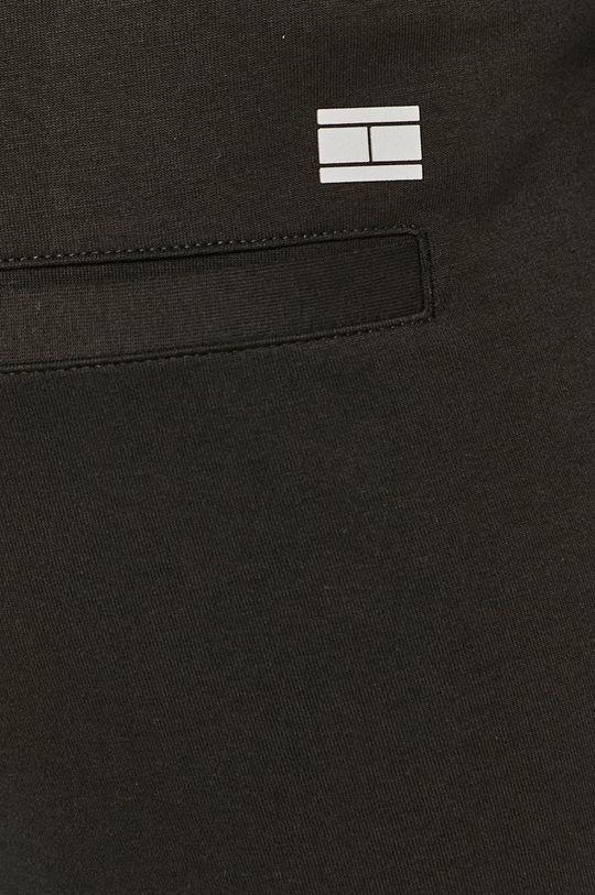 czarny Tommy Hilfiger - Spodnie