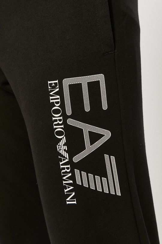 čierna EA7 Emporio Armani - Nohavice