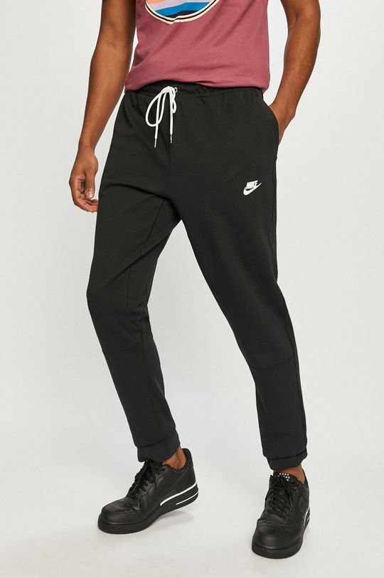 negru Nike Sportswear - Pantaloni De bărbați