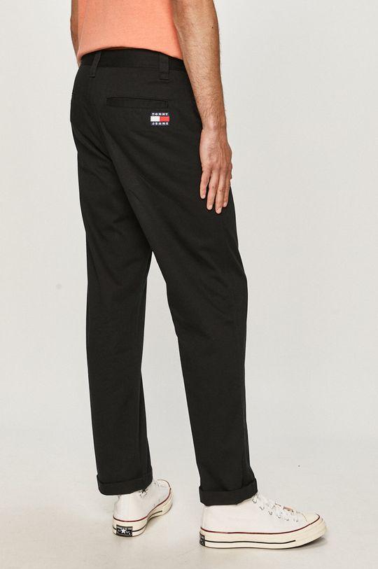 Tommy Jeans - Spodnie 100 % Bawełna organiczna