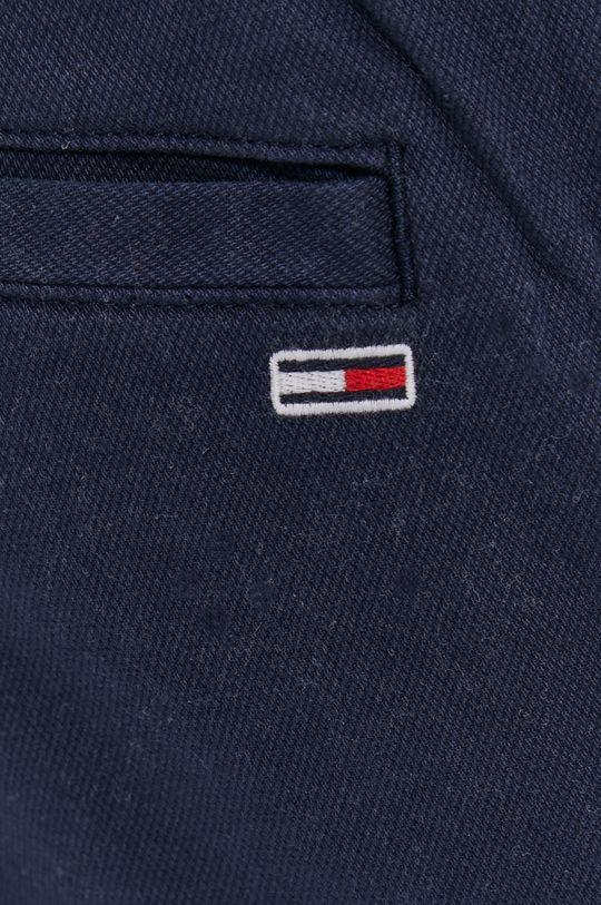 tmavomodrá Tommy Jeans - Nohavice