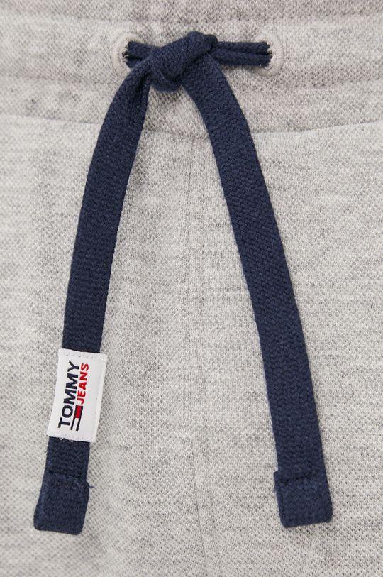 světle šedá Tommy Jeans - Kalhoty