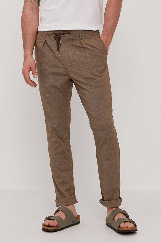 brązowy Polo Ralph Lauren - Spodnie Męski