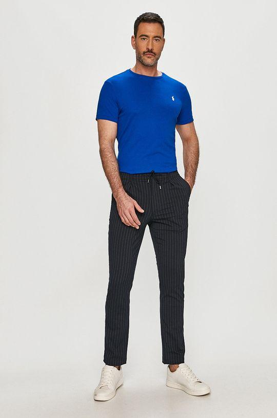 Polo Ralph Lauren - Nohavice tmavomodrá