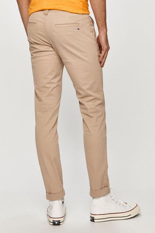 Tommy Jeans - Kalhoty  98% Organická bavlna, 2% Elastan