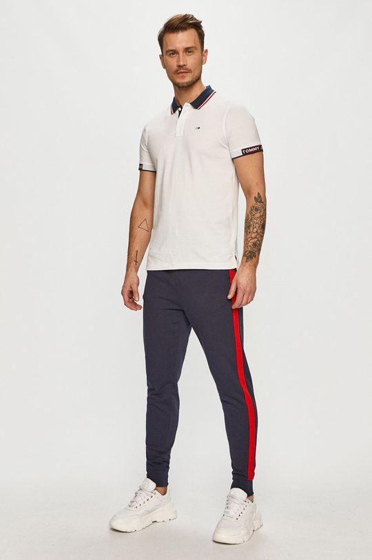 Tommy Jeans - Nohavice tmavomodrá