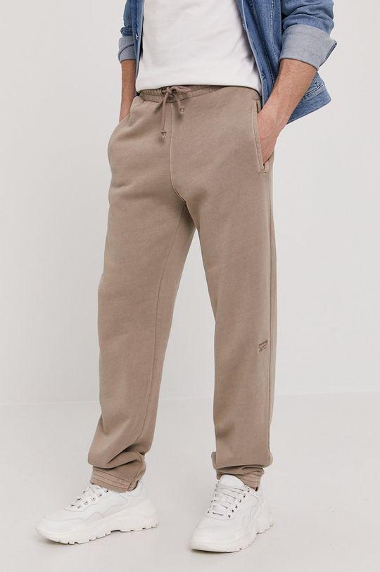Reebok Classic - Spodnie beżowy