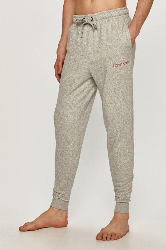 jasny szary Calvin Klein Underwear - Spodnie Męski