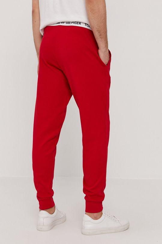 Tommy Hilfiger - Spodnie czerwony