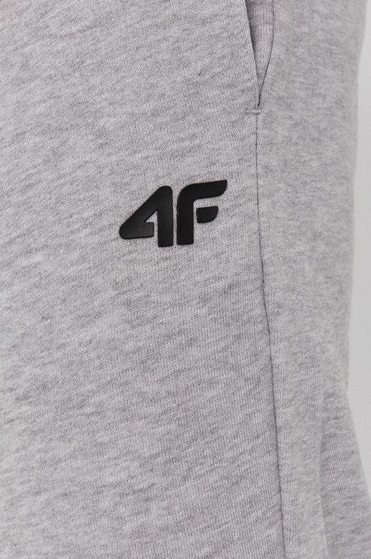 jasny szary 4F - Spodnie