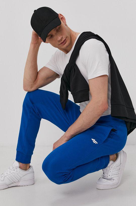 modrá 4F - Nohavice Pánsky