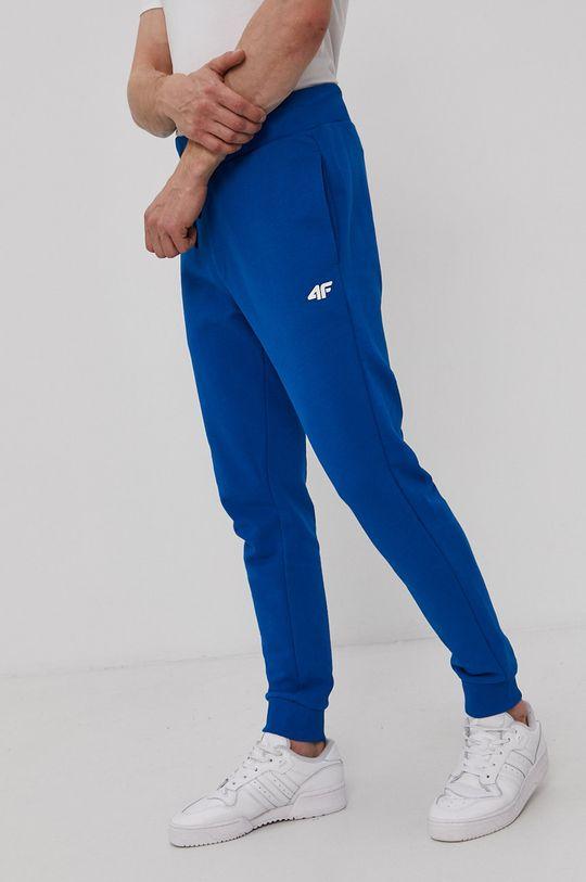 4F - Nohavice modrá