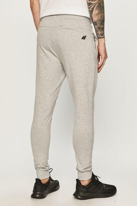 4F - Spodnie 95 % Bawełna, 5 % Elastan