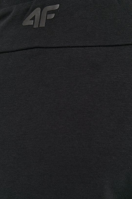 czarny 4F - Spodnie