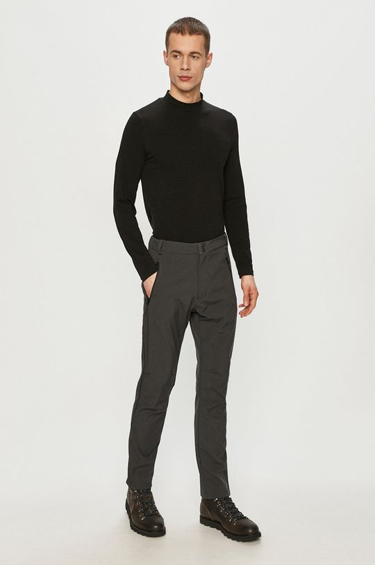 4F - Spodnie szary