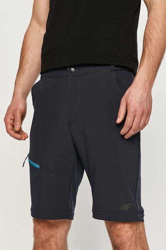 4F - Kalhoty námořnická modř