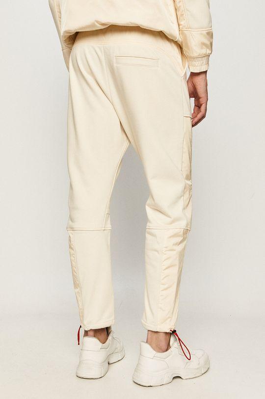 Hugo - Spodnie 85 % Bawełna, 15 % Poliester