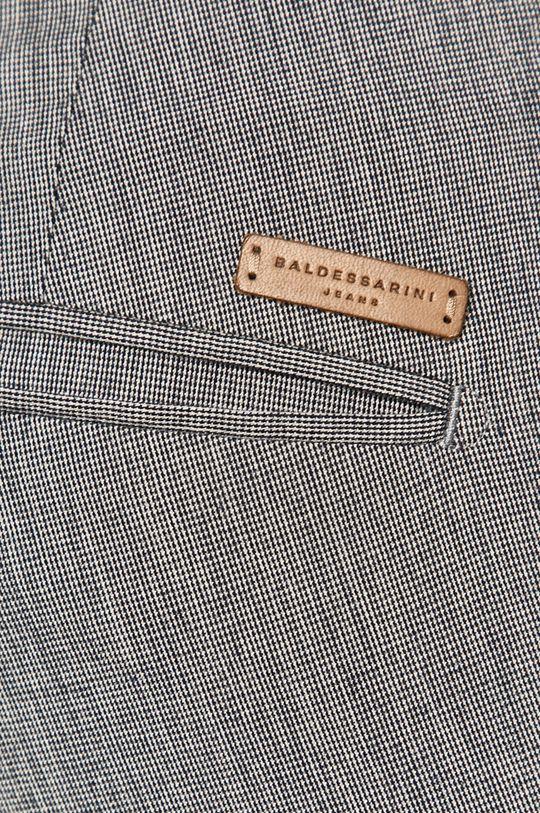 granatowy Baldessarini - Spodnie