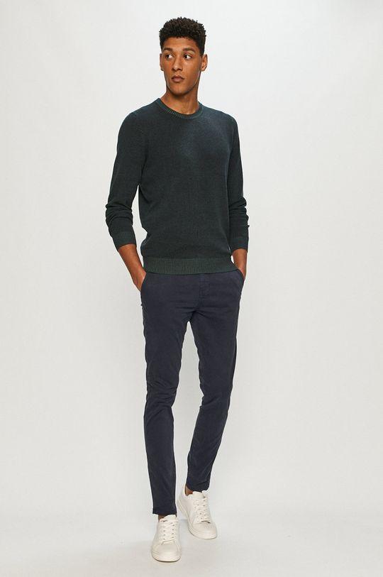 Mustang - Kalhoty námořnická modř
