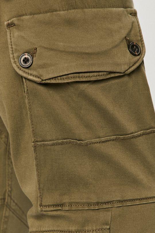 olivová Produkt by Jack & Jones - Kalhoty