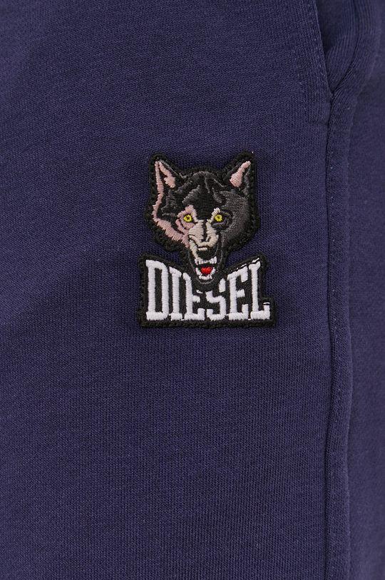 námořnická modř Diesel - Kalhoty