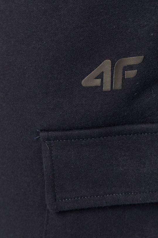 granatowy 4F - Spodnie