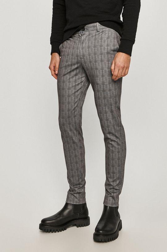 šedá Produkt by Jack & Jones - Kalhoty Pánský