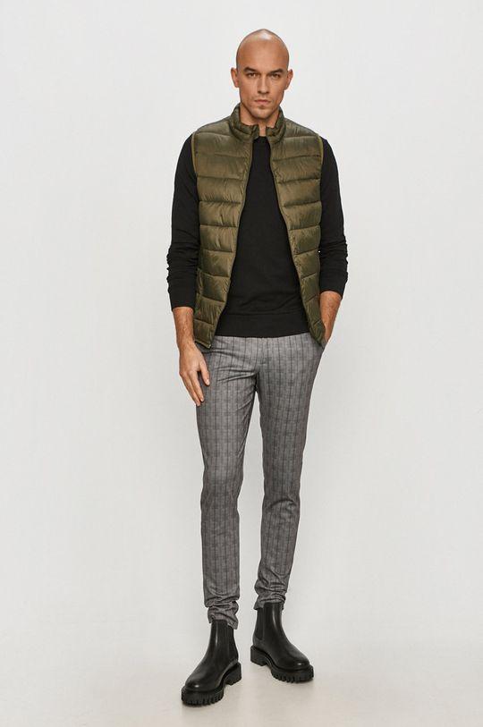 Produkt by Jack & Jones - Kalhoty šedá