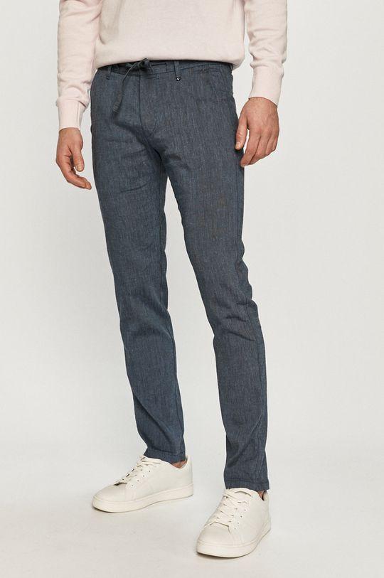 niebieski Marc O'Polo - Spodnie Męski