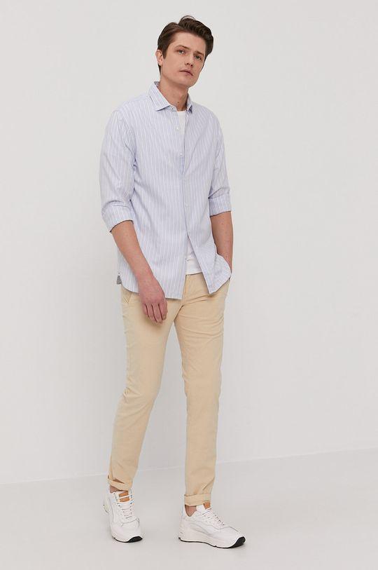 Marc O'Polo - Spodnie kremowy