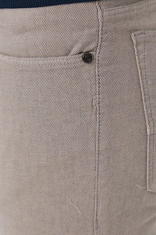 beżowy Trussardi - Spodnie