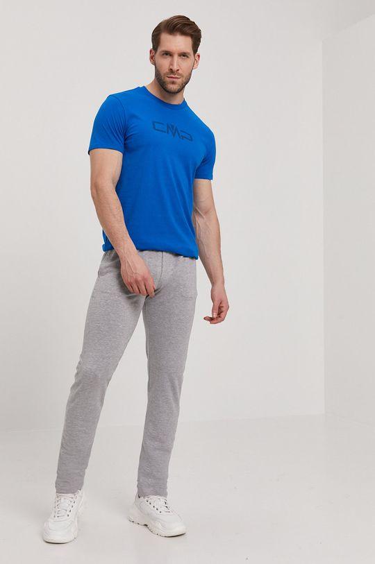 CMP - Kalhoty světle šedá