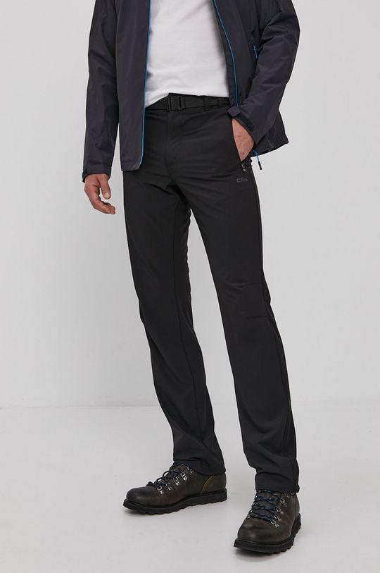 černá CMP - Kalhoty Pánský