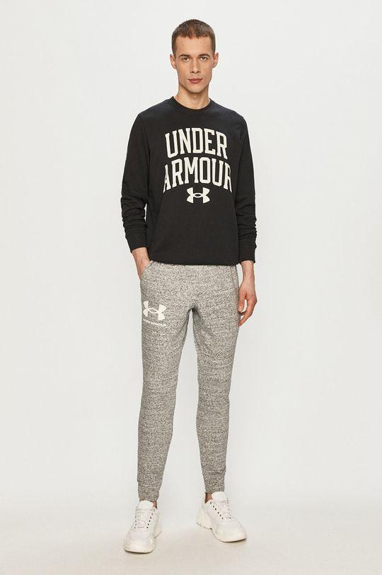 Under Armour - Kalhoty šedá