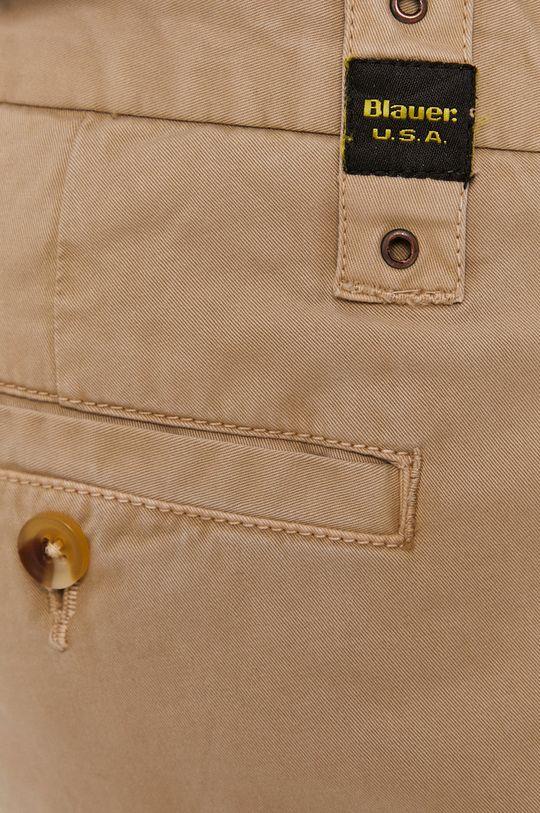 tělová Blauer - Kalhoty