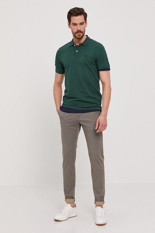 Strellson - Spodnie beżowy