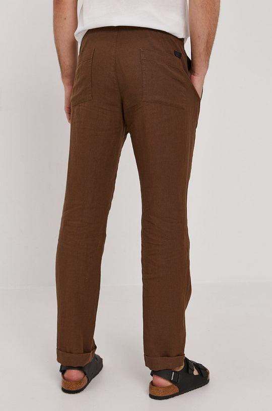 Strellson - Spodnie 100 % Len