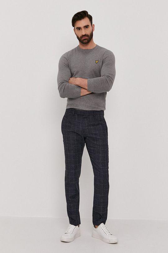 Strellson - Kalhoty námořnická modř