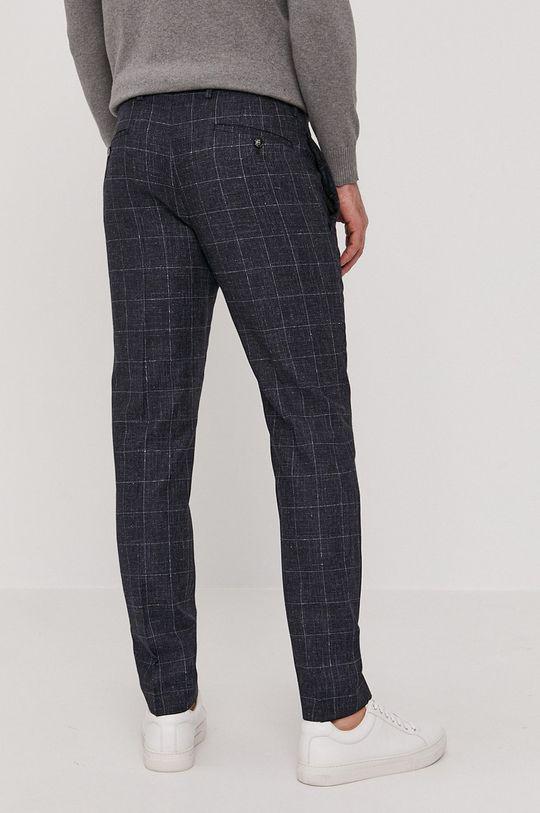 Strellson - Kalhoty  Podšívka: 45% Polyester, 55% Viskóza Hlavní materiál: 27% Bavlna, 7% Len, 66% Virgin vlna